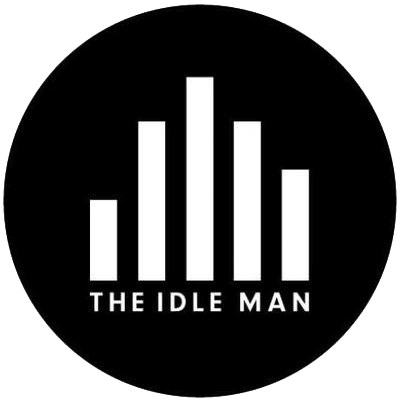 Logo The Idle Man