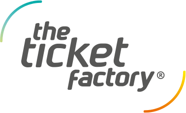 Logo The Ticket Factory