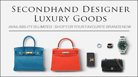 Secondhand Designer Luxury Goods