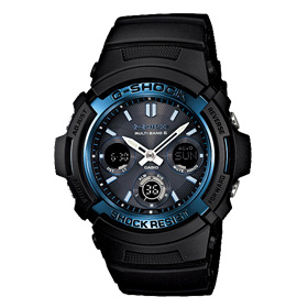 The popular and classic G-shock