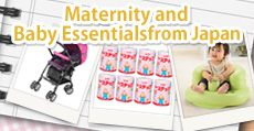 Maternity and Baby Essentials from Japan