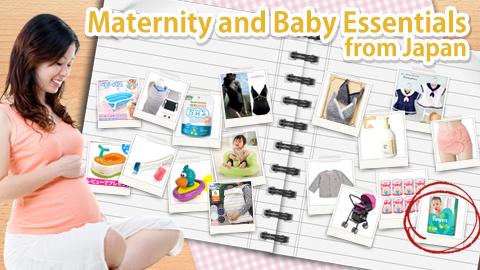 Maternity Essentials from Japan