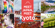 MEET JAPAN, 遇见 京都