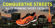 ASICS Running Shoes Catalog
