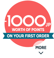 Extra 1000 point giveaway for the first order
