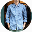 Or Slow Denim Shirts