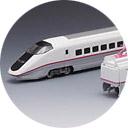 Japanese Bullet Train Toys