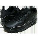 Nike Air Max 90 GS 黑色