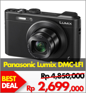 Panasonic Lumix DMC-LFI