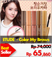 ETUDE HOUSE - Color My Brows