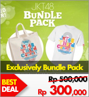 JKT48 Exclusively Bundle Pack
