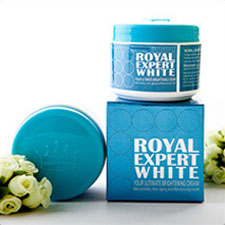 Royal Expert White Day and Night Brightening Cream (TOP SELLING) - BLUE PACKAGE