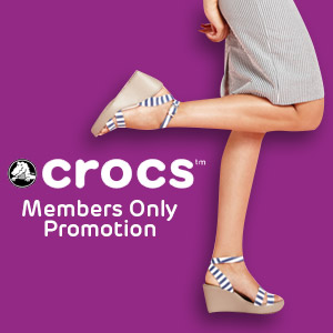 Webstore Member Only Promotions