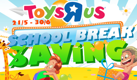 TOYS'R'US School Break Special