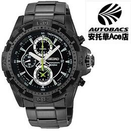 SEIKO criteria 極限賽車計時腕錶