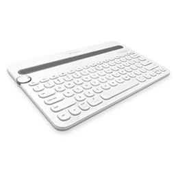LOGITECH 羅技 K480 藍芽多功能鍵盤