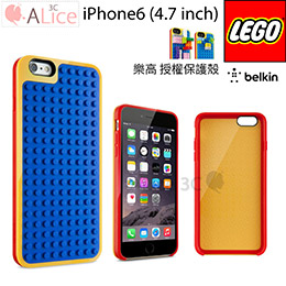 Belkin iPhone6 LEGO 樂高 保護殼 4.7吋