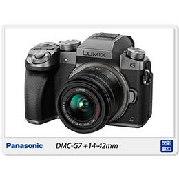 Panasonic DMC-G7+14-42mm 單鏡組