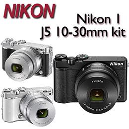 Nikon 1 J5 10-30mm KIT 輕巧微單眼