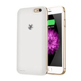 iPhone 6 智能充電版保護殼 2400mAh《經典白銀款》