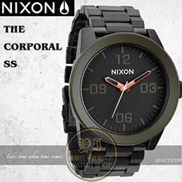 NIXON The Corporal 腕錶