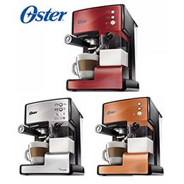 OSTER 奶泡大師義式咖啡機 BVSTEM6601