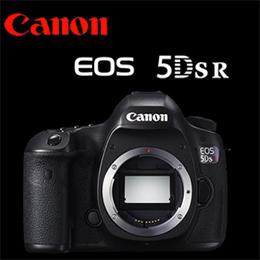Canon EOS 5Dsr 5DSR body 彩虹公司貨