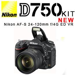 Nikon D750 kit 24-120mm 單鏡組 全片幅 單眼相機