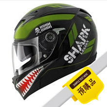 SHARK-雙層 內鏡片-全罩式安全帽-S700 S LEGION