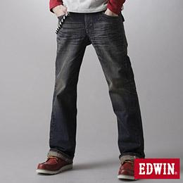 EDWIN XV 袋蓋靴型牛仔褲