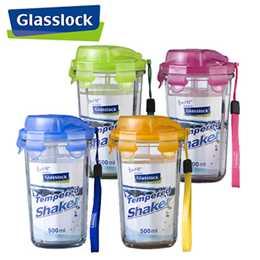 Glass Lock強化玻璃隨行杯兩入組