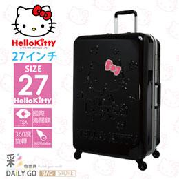 Hello Kitty 行李箱 27吋 旅行箱