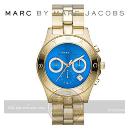 MARC BY MARC JACOBS時尚腕錶