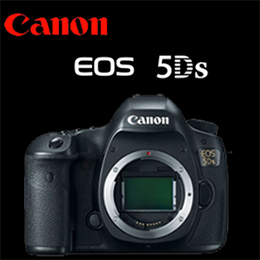 Canon EOS 5DS旗艦全幅單眼