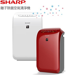 SHARP 除菌離子空氣清淨機 FU-D50T
