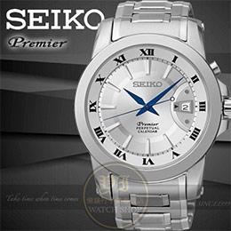 SEIKO Premier系列 簡約時尚腕錶
