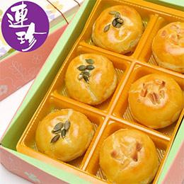 冠軍帝王酥月餅禮盒