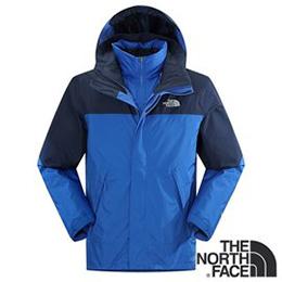 The North Face 兩件式防水保暖羽絨外套