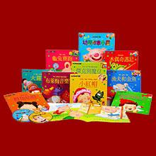 幼兒五感學習+故事小屋(全套20冊+2CD)+ 小貓咪快樂敲打琴