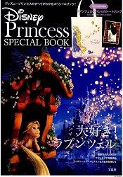 迪士尼公主特集附魔髮奇緣大型托特包