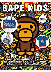 BAPE KIDS by bathing ape 2015年秋冬號附BABY MILO便利外出野餐托特包