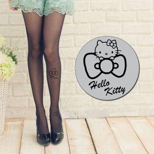 Hello Kitty蝴蝶結絲襪
