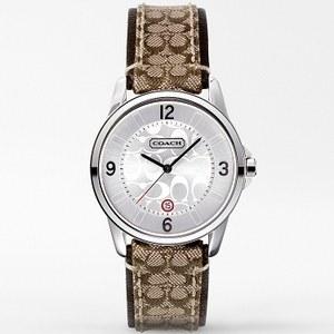 經典造型時尚帆布女錶32mm