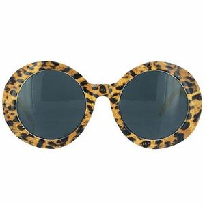 進擊的豹紋 太陽眼鏡