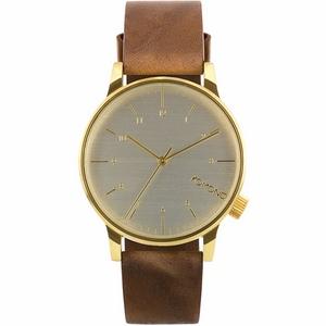 Winston Regal復古皮革錶款