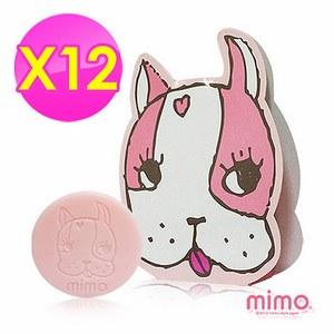 MIMO x Guggul 粉戀香氛皂12盒入組