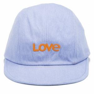 I LOVE YOU彩色單車帽
