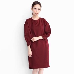 繭型剪裁洋裝