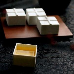 l 器系列 l 豆福杯 Tofu Cup 茶杯盤組