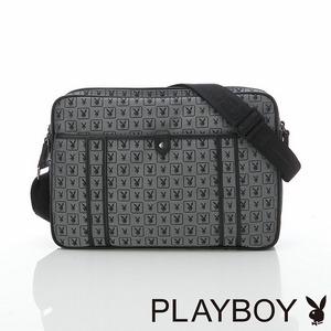 PLAYBOY 玩美兔系列斜背包